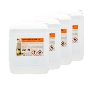 Bioethanol til biopejs - 40 liter
