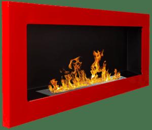 Rød væghængt biopejs - De bedste væghængte biopejse