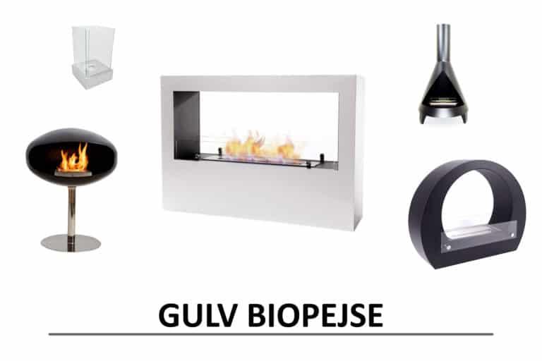 Gulv biopejs MENUPUNKT