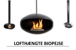 Lofthængte biopejse menupunkt