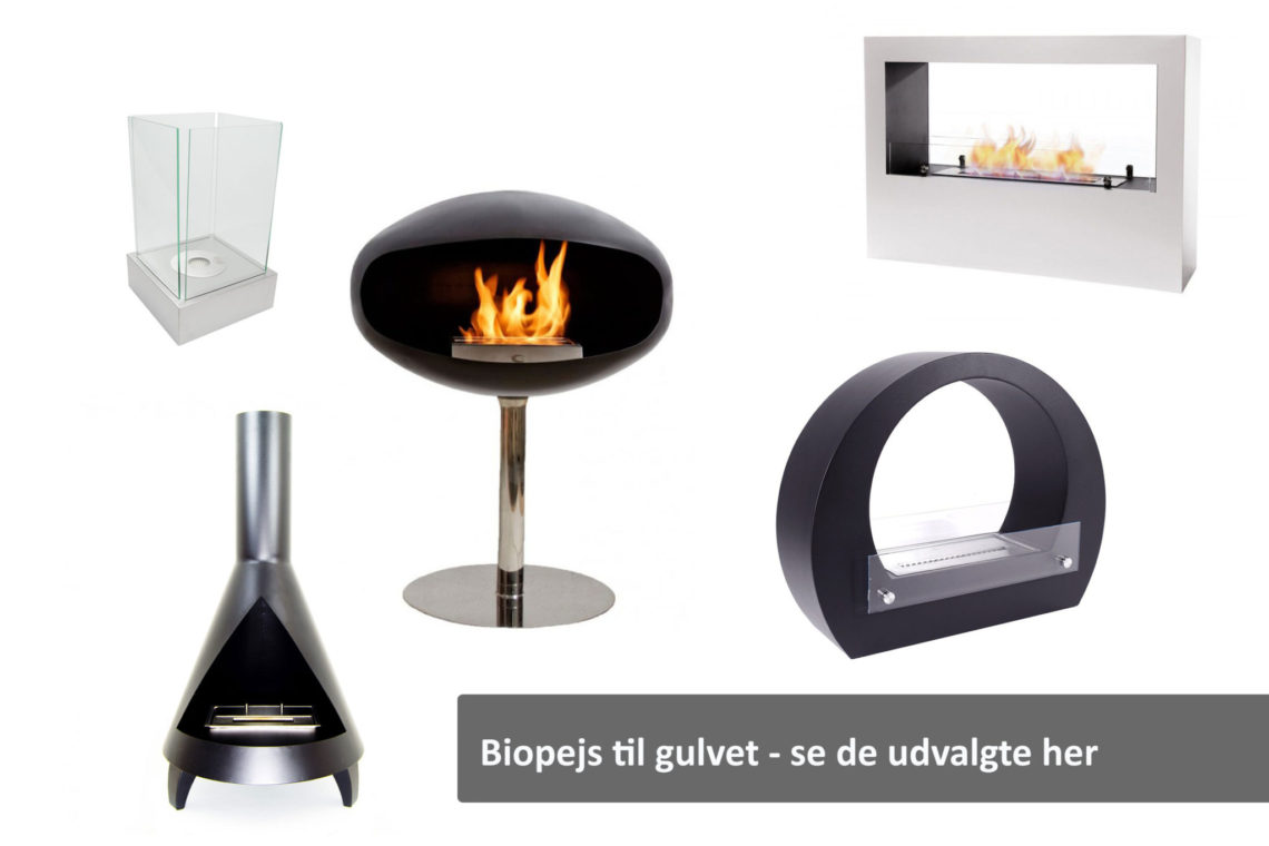 Gulv biopejs cover