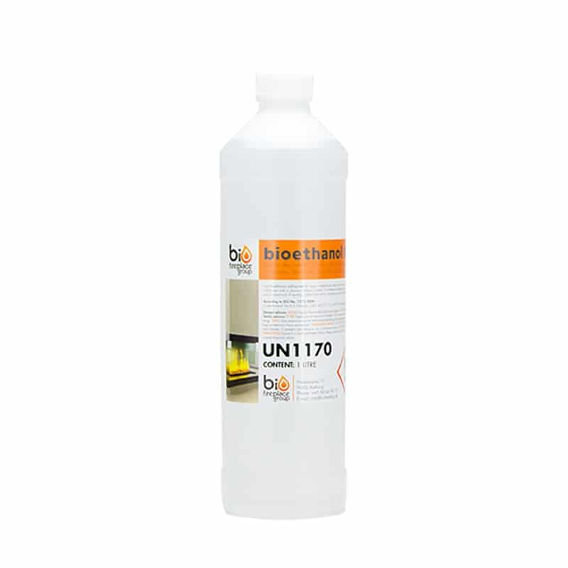 Bioethanol til biopejs 1 liter