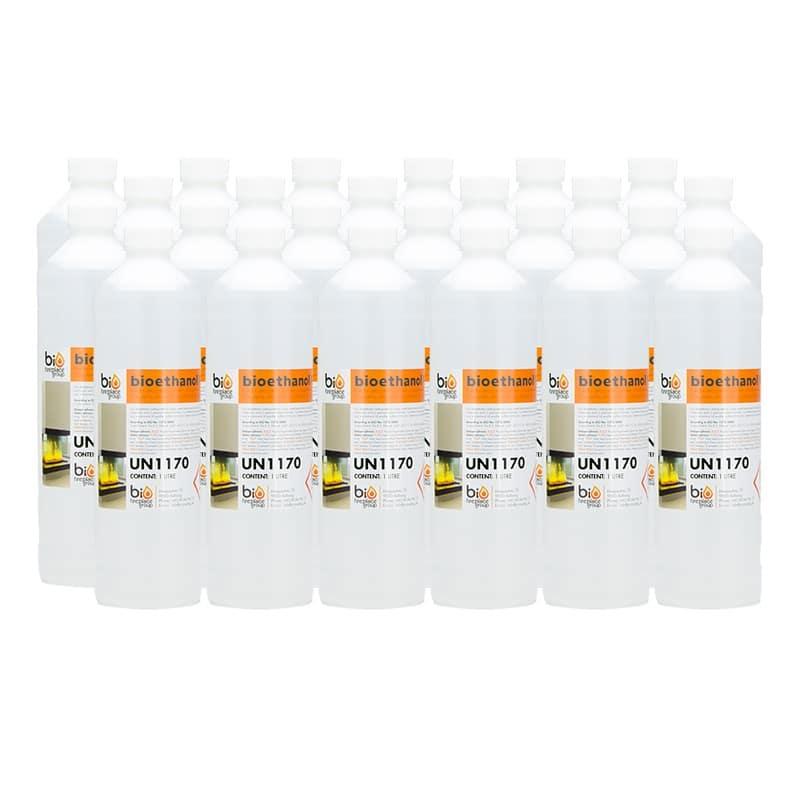 bioethanol til biopejs - 24 liter